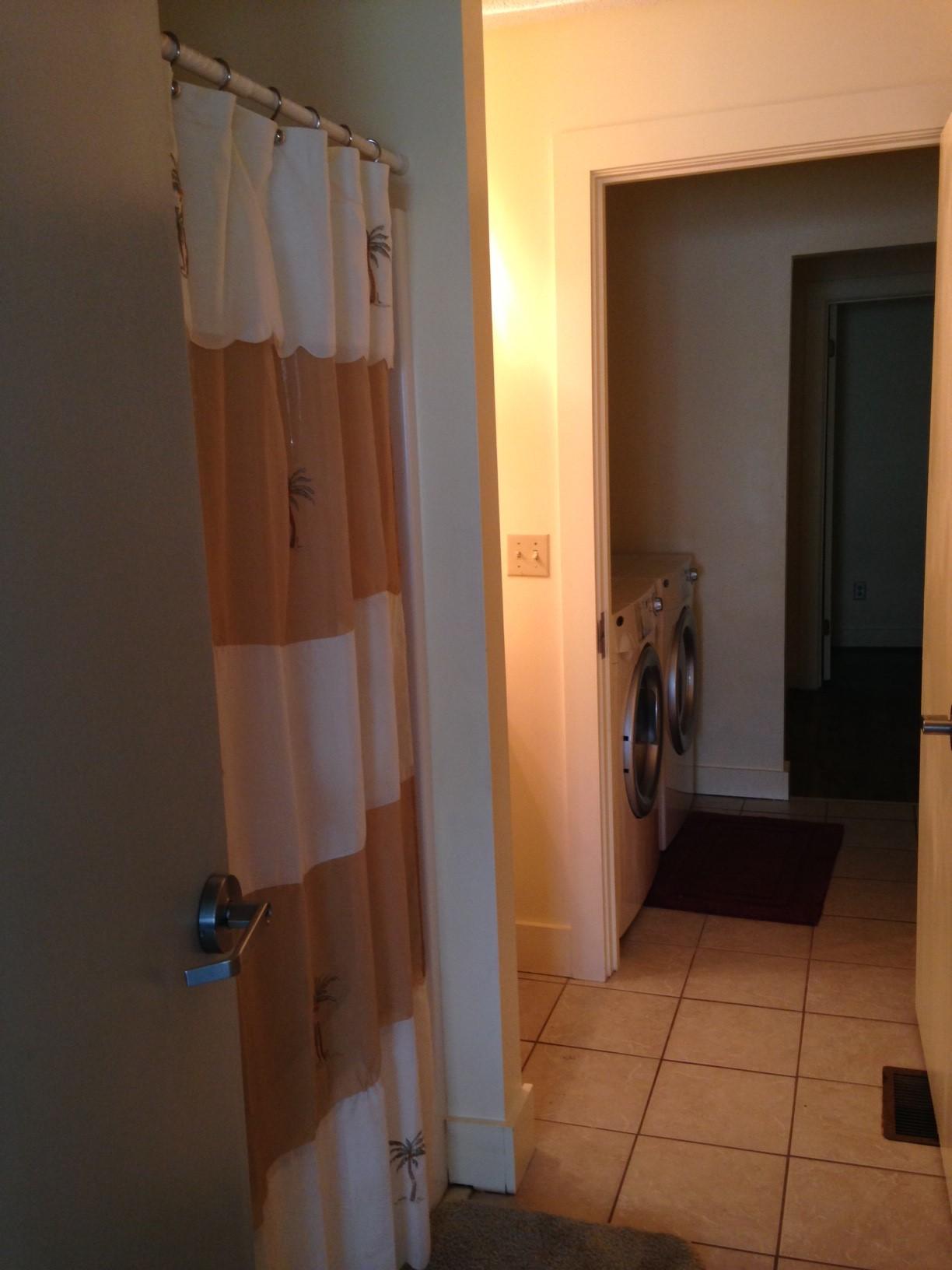 Bathroom 3 & Laundry