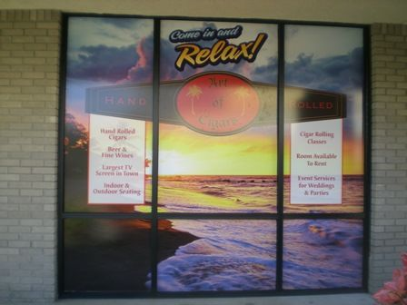 Window Lettering and Graphics