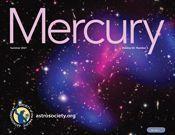 Mercury, Summer 2021 Vol. 50 No. 3