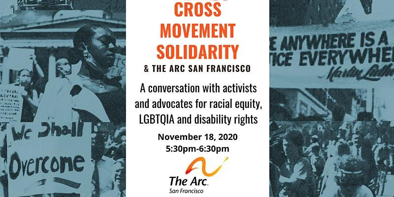 Pacesetters Salon - The Arc SF: Cross Movement Solidarity