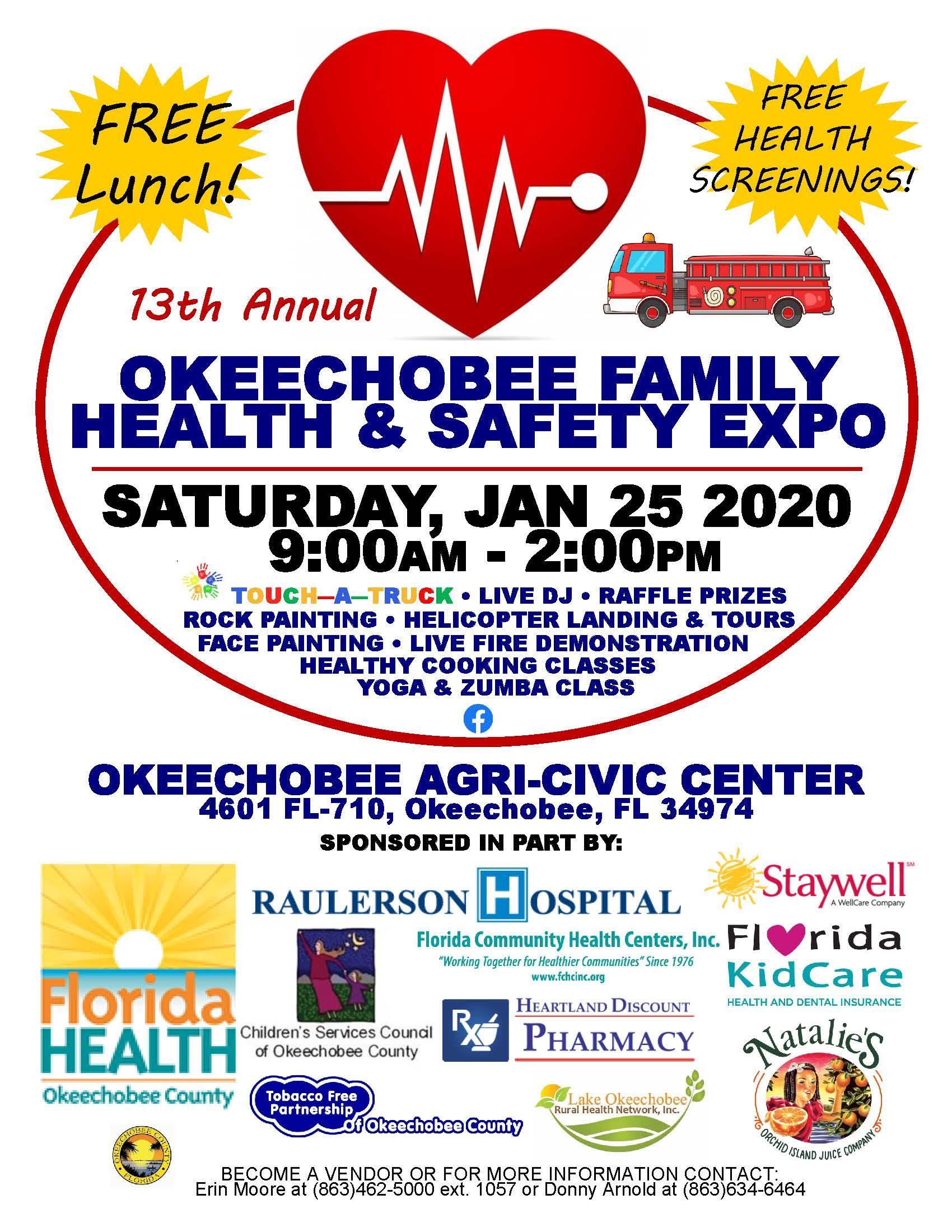 Okeechobee Family Health & Safety Expo