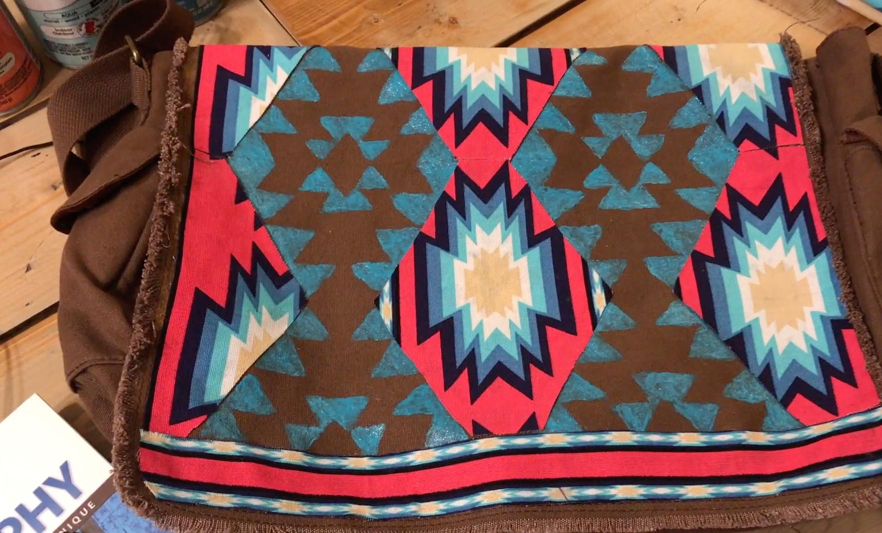 Stylized Bookbag