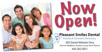 Pleasant  Smiles Dental Campaign