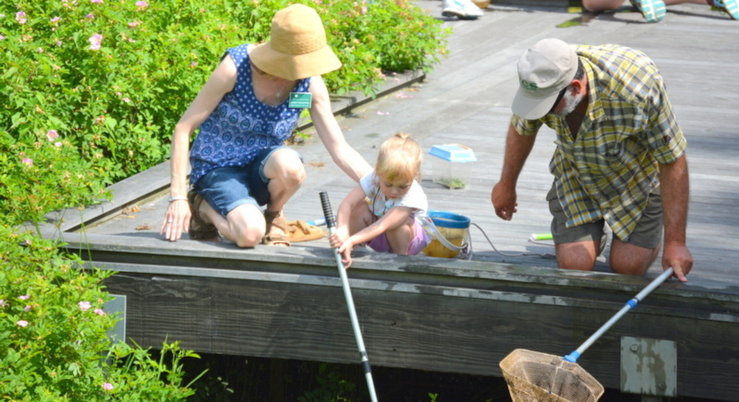 Register for Summer Nature Camps...