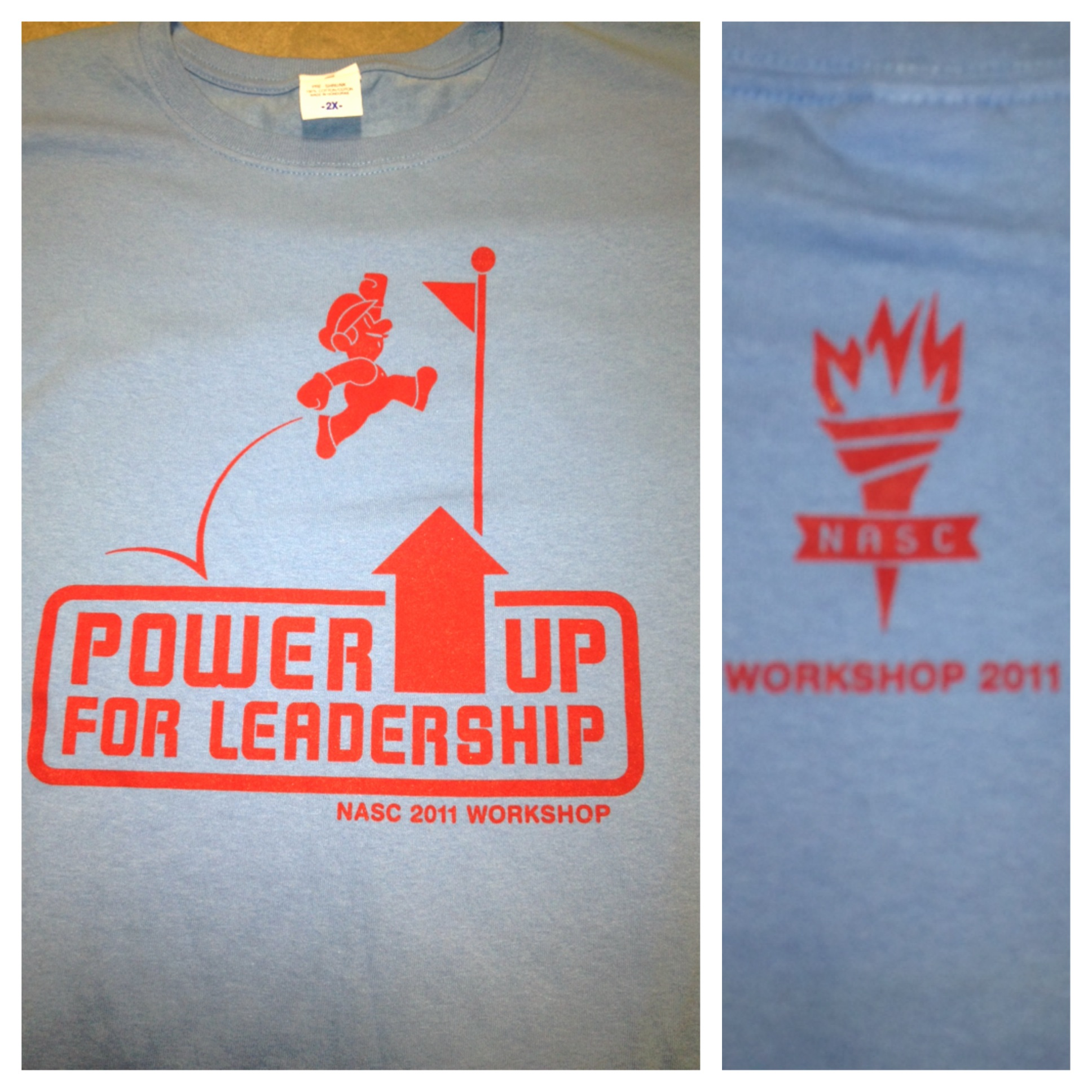 2011 SLW Shirt
