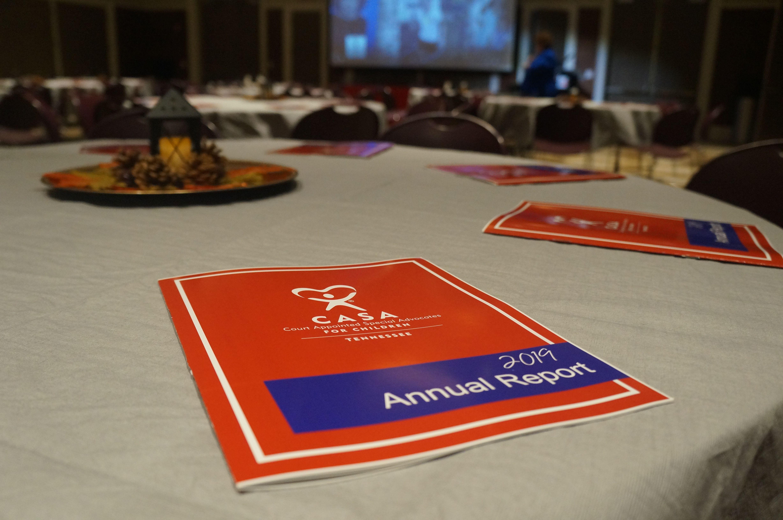 Tennessee CASA recognizes advocates for children