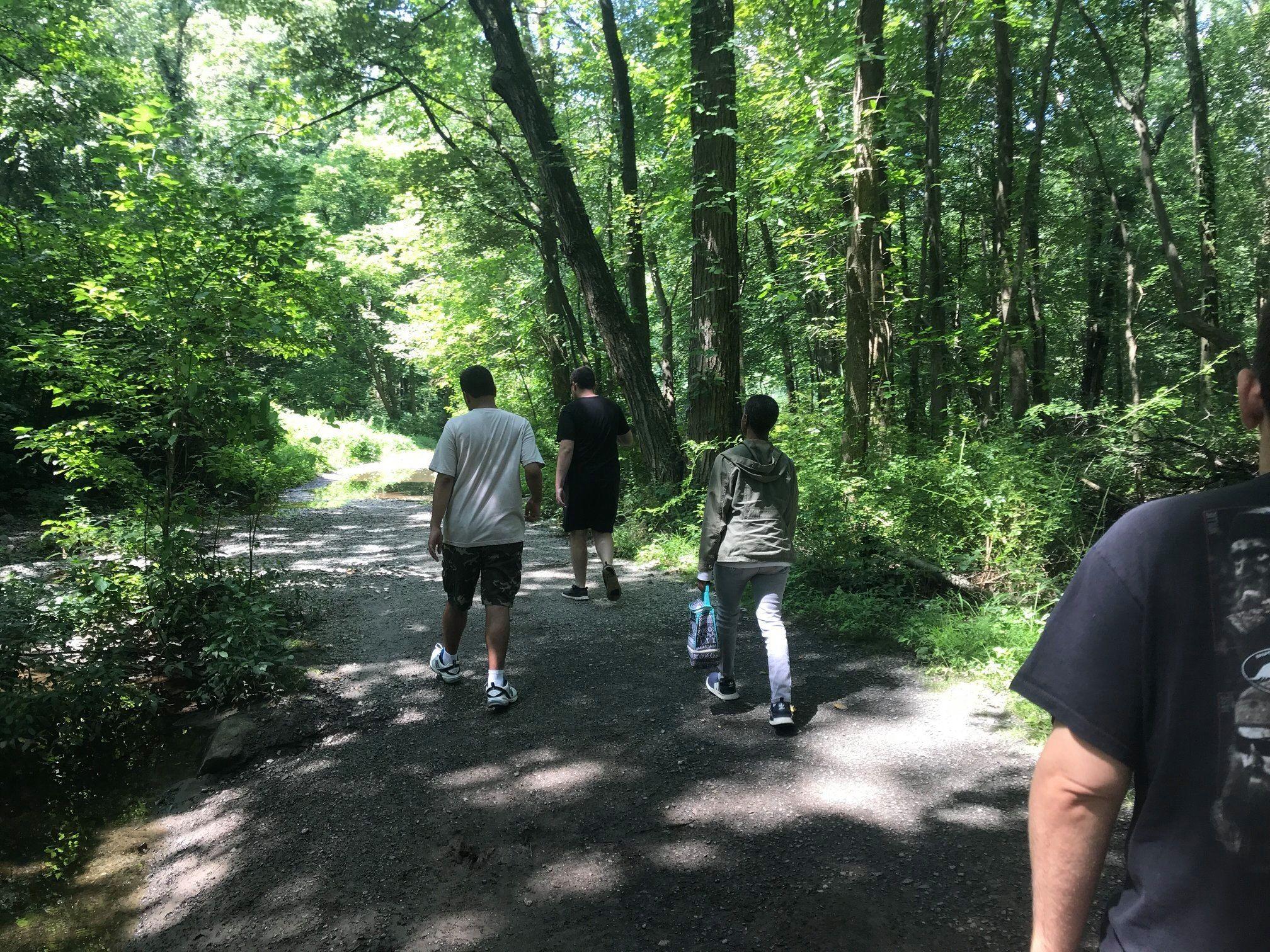 Loantaka Trail