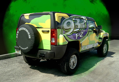 Hummer Wrap 2