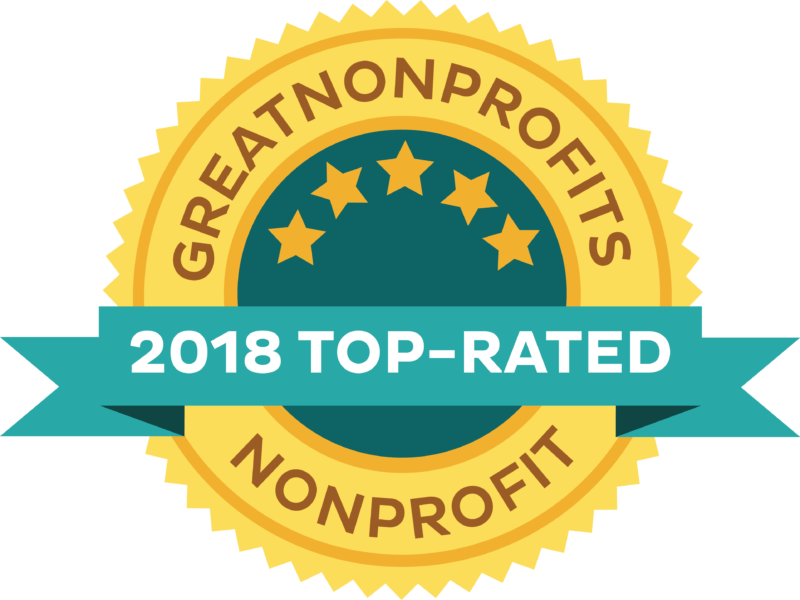 CFC earns Top Rated award from Great Nonprofits