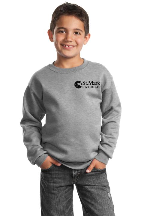 Uniform Crewneck Sweatshirt - Grey