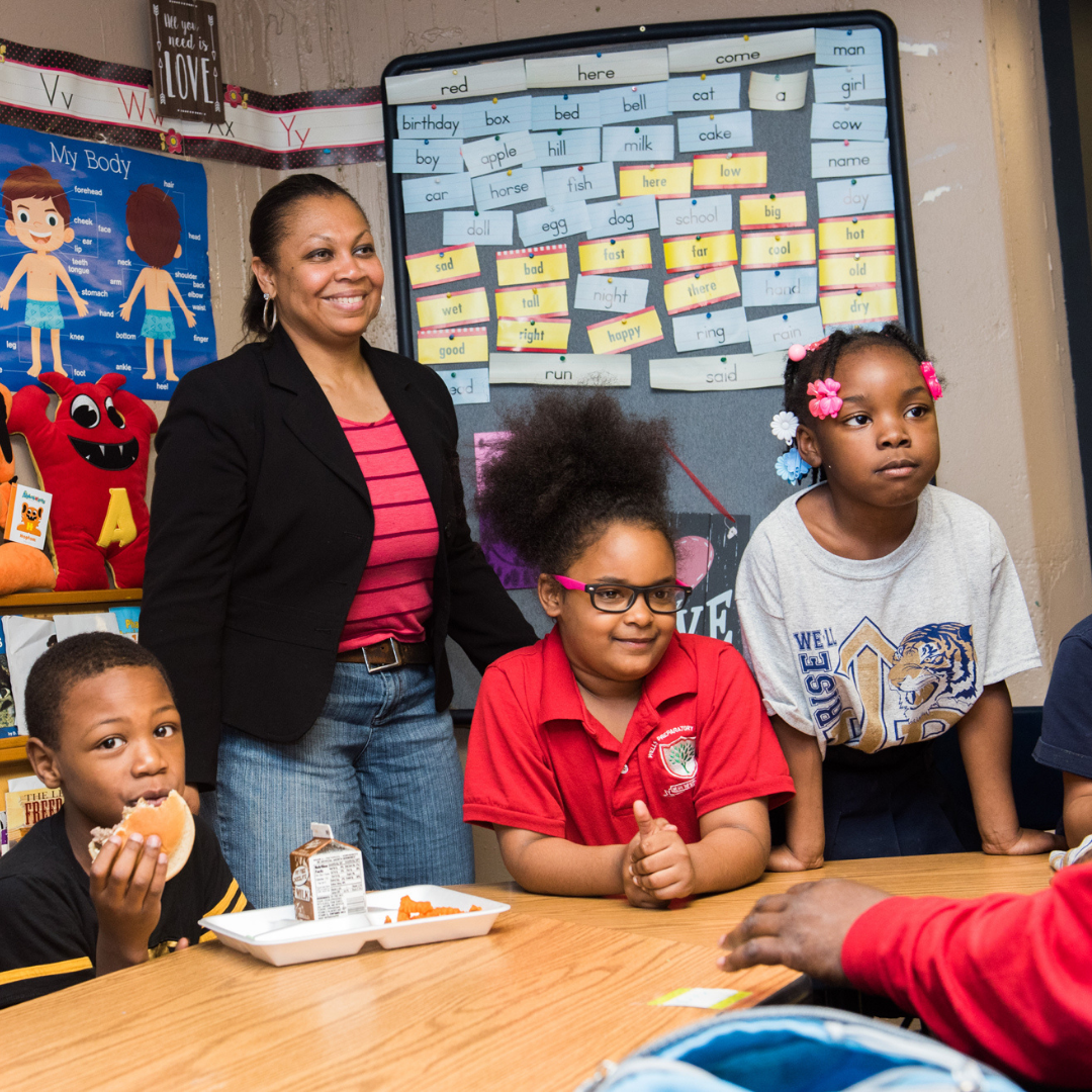 Local Hero Jennifer Maddox knows what it takes to change children's lives on Chicago's South Side.