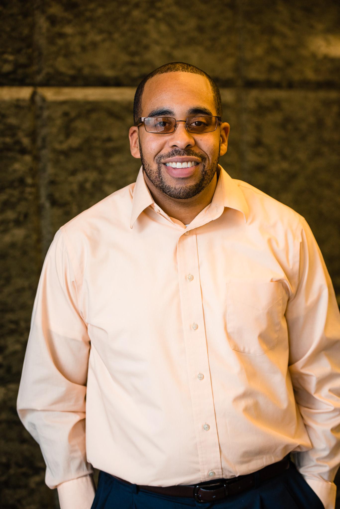 Fred Collins, Jr., Program Coordinator