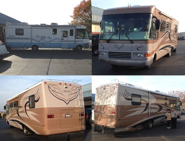 RV Wrap: 97 Dolphin