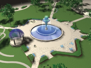Rebuilding Bayliss Park, City of Council Bluffs, Iowa