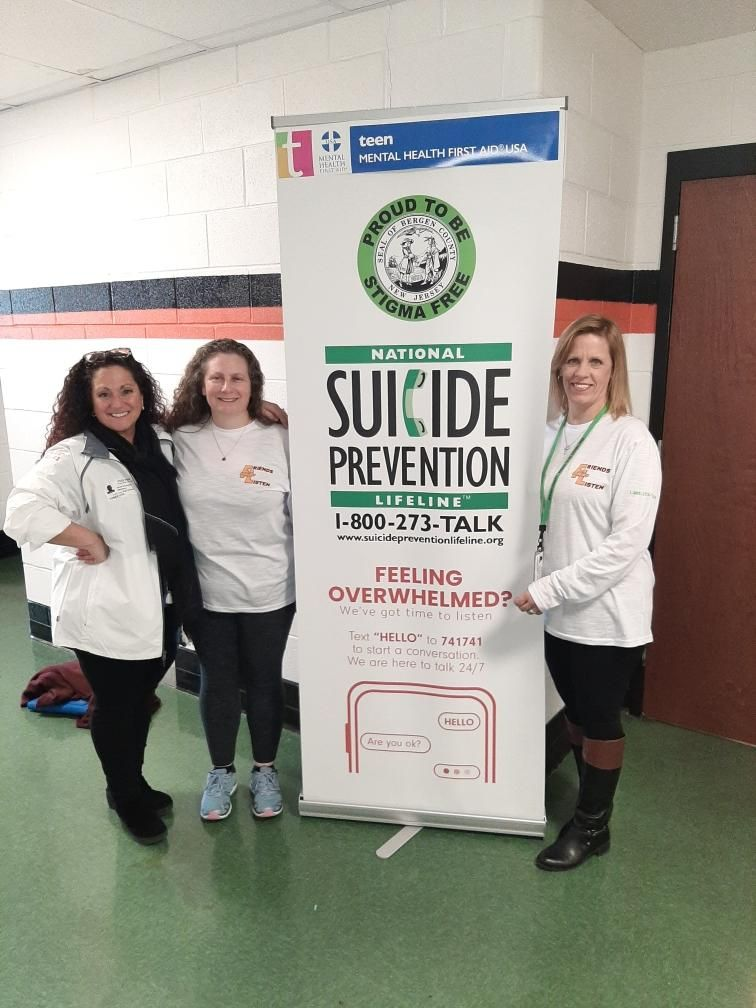 Fort Lee 10th Grade Students Begin Mental Health First Aid Trainings