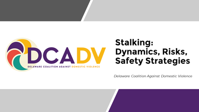 Stalking: Dynamics, Risks, and Safety Strategies