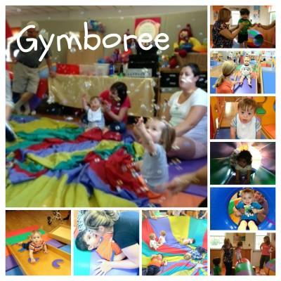 SPRING 2017 Gymboree Class Information