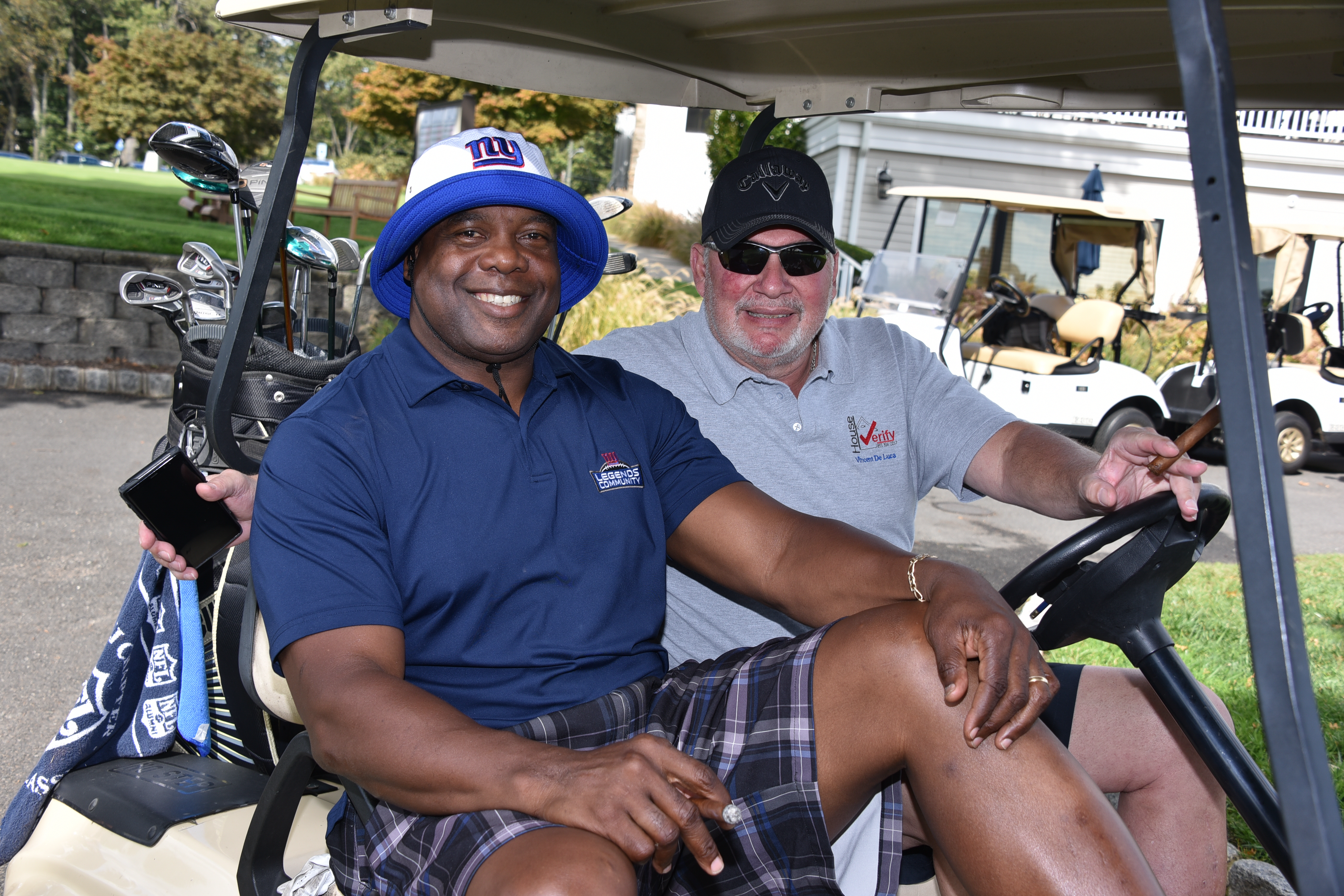 CBH Care's Golf Outing Honors Former New York Giant Lee Rouson