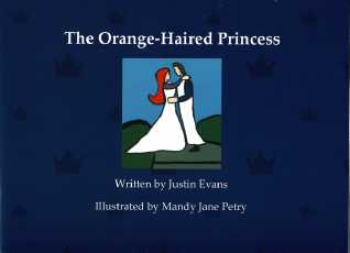 The Orange-Haired Princess