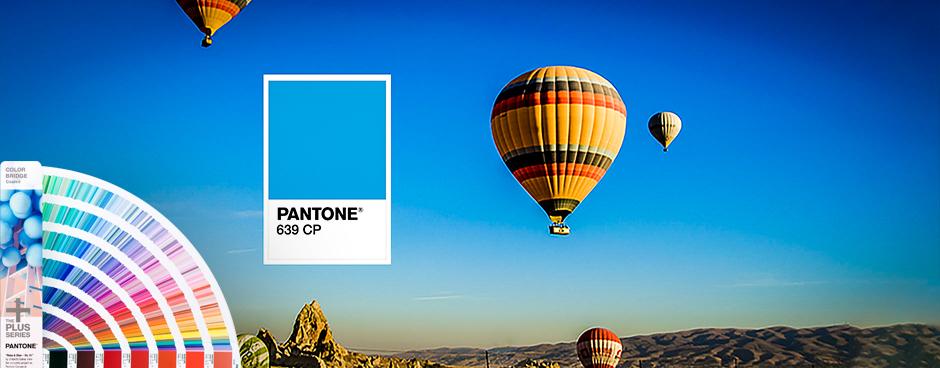 Pantone Balloons