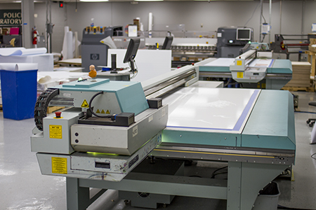 FujiFilm Acuity UV Flatbed Printers