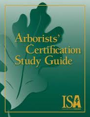 ISA Certified Arborist®  Exam Course: Oct. 6, 8, 13, 15, 20, 22, 27