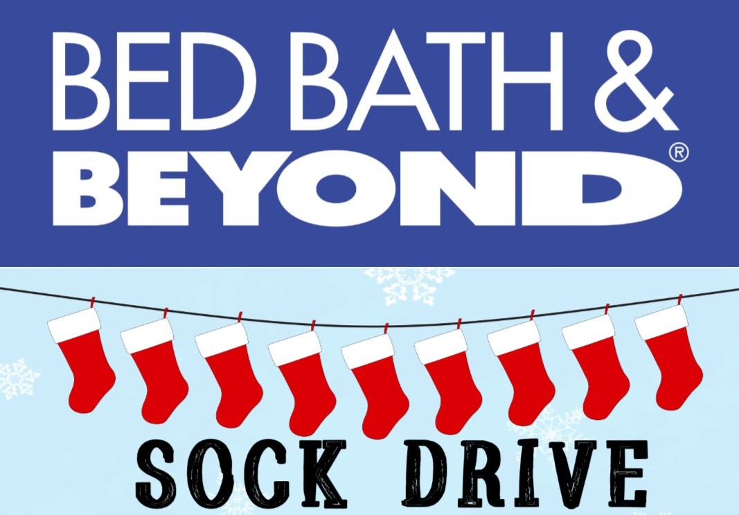Bed Bath & Beyond Sock Drive