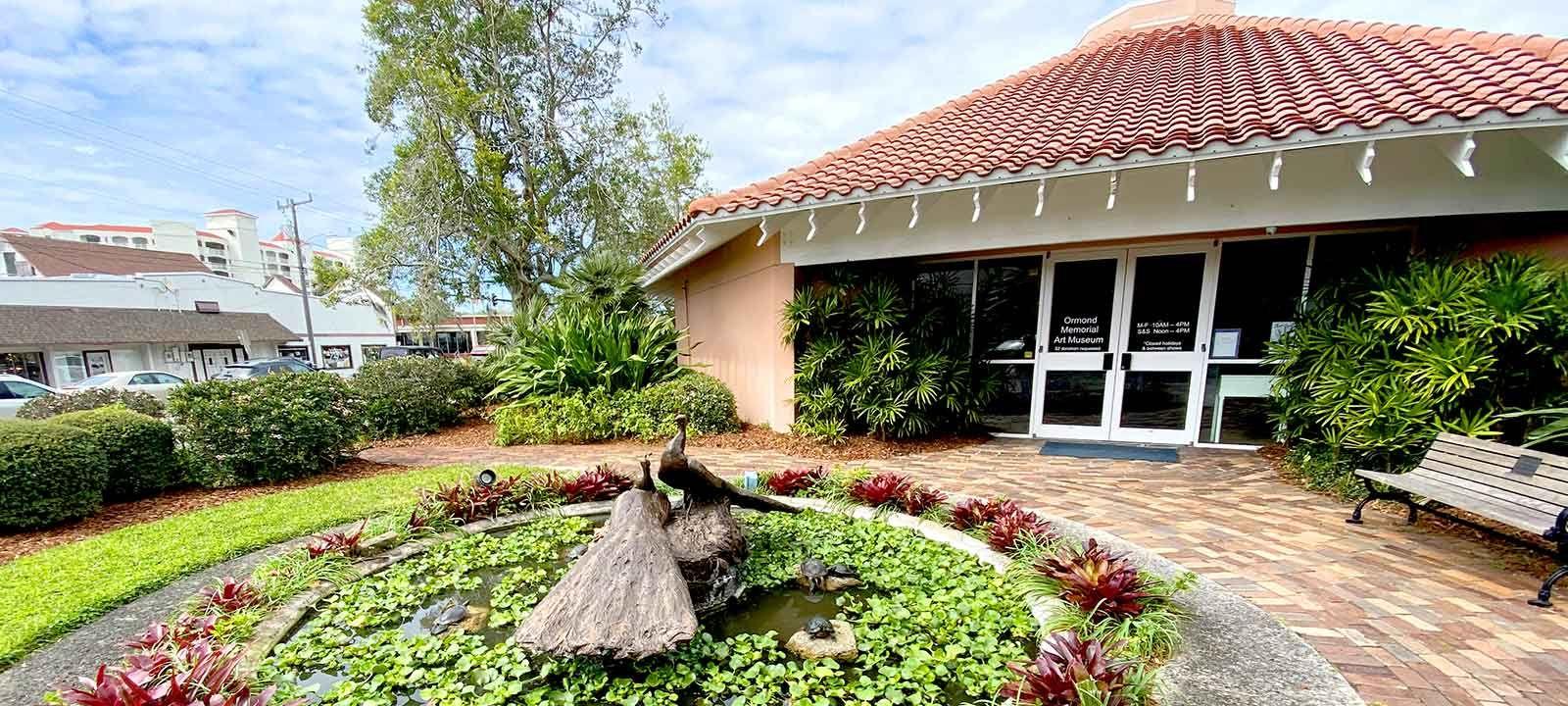 Museum Closed For Now: Enjoy the Gardens