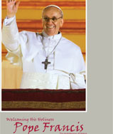 Welcoming His Holiness Pope Francis - Poster (18x24 English)