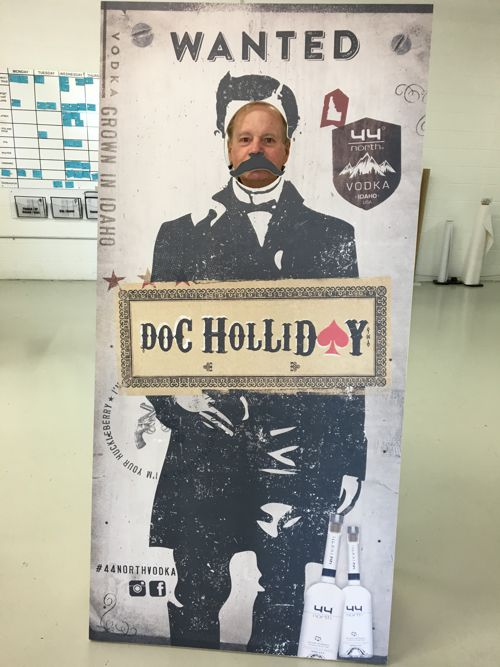 Doc Holliday Photo Board