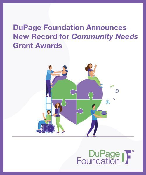 DuPage Foundation Sets New Record with Spring Grant Awards