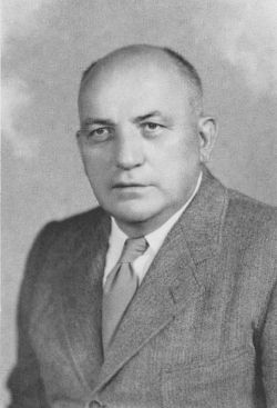 Walter Bigler Kiener, 1894-1959