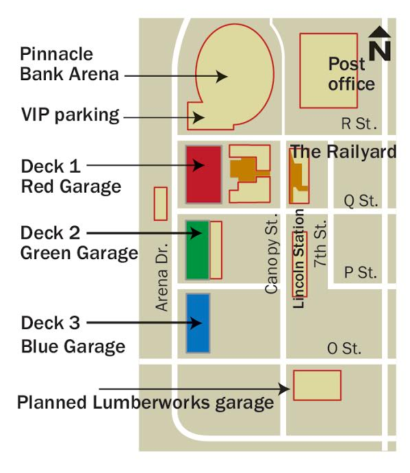 Special Parking Planned for Salute to Business