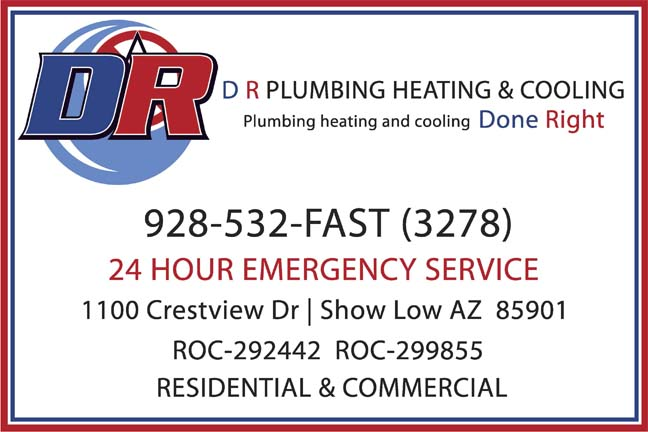 DR Plumbing Heating & Cooling