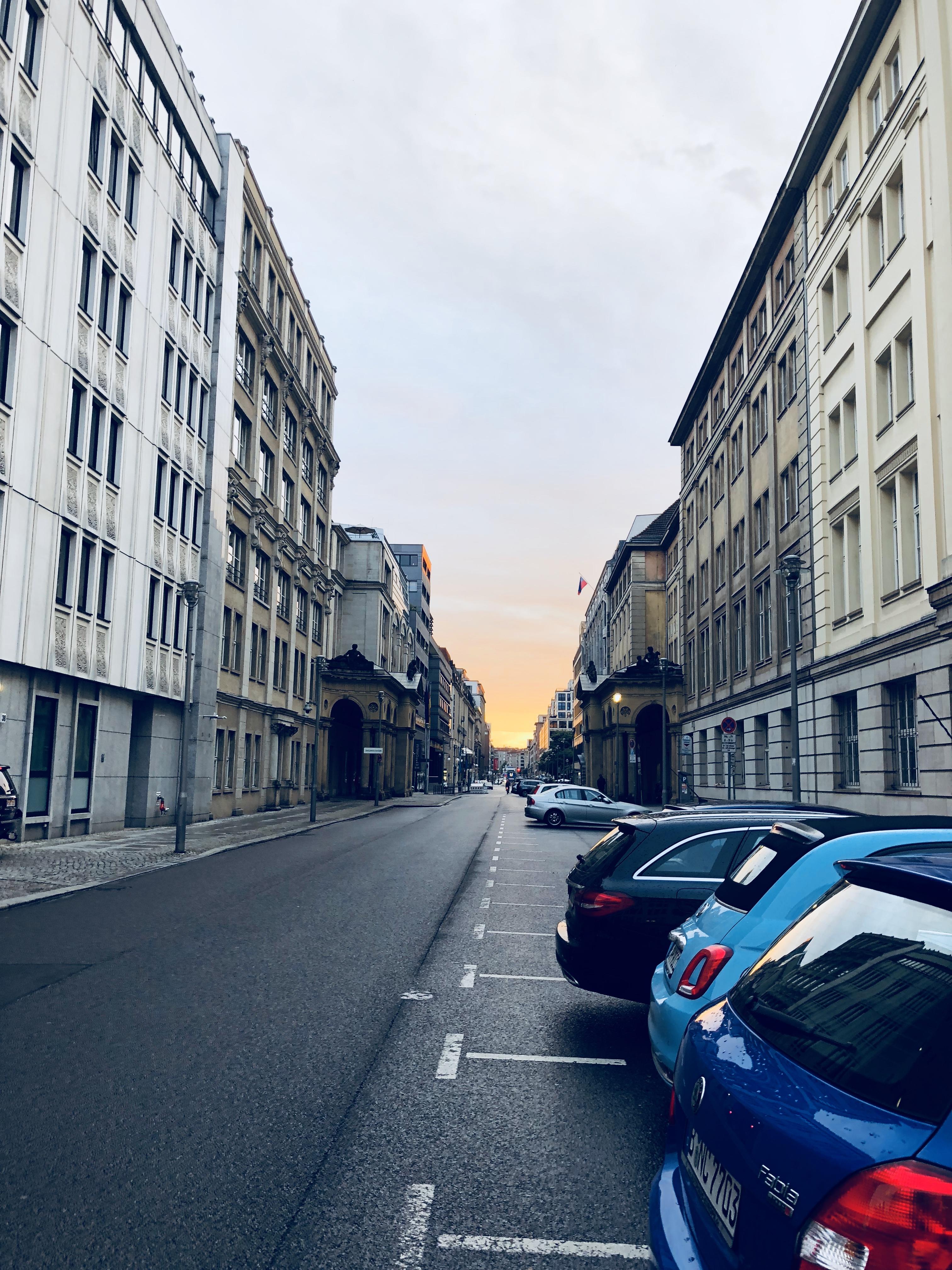 Berlin scenery