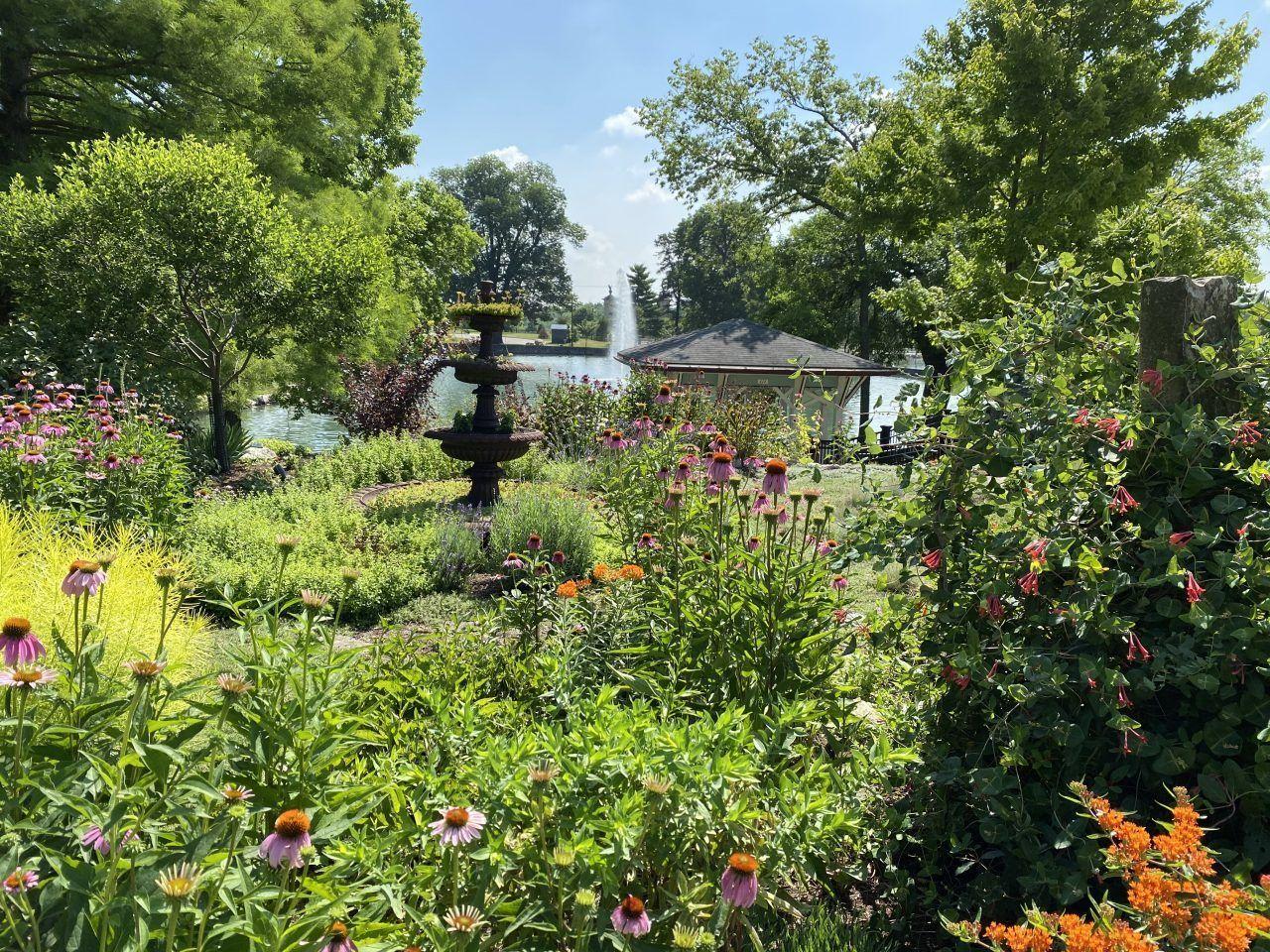 5. Elizabeth Rohrer Memorial Butterfly Garden