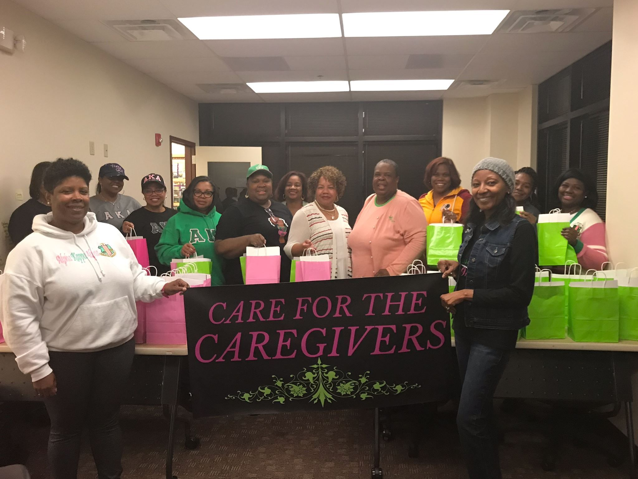 Care for the Caregivers 2019