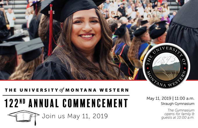 Montana Western to Hold 122nd Annual Commencement
