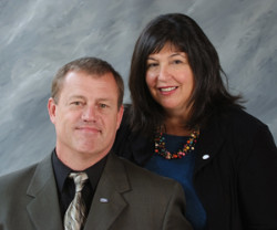 Our Founders, David and Linda Scott