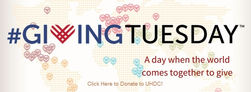 Help UHDC to Help Others