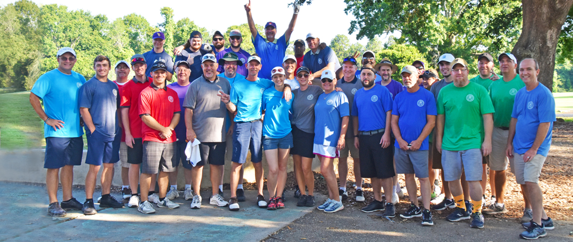Mele Printing's 1st Annual Golf Tournament