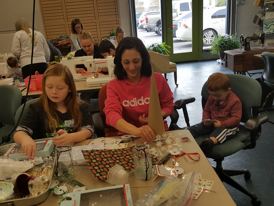 WGC Family Craft Day