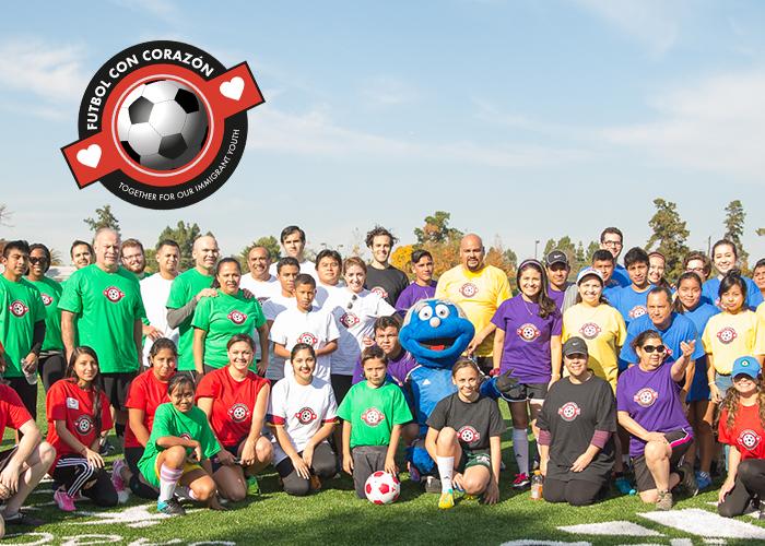 Futbol con Corazón is back June 22!