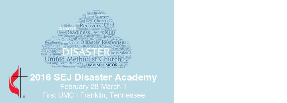 SEJ Disaster Academy