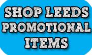 Shop LEEDS Promotional Products
