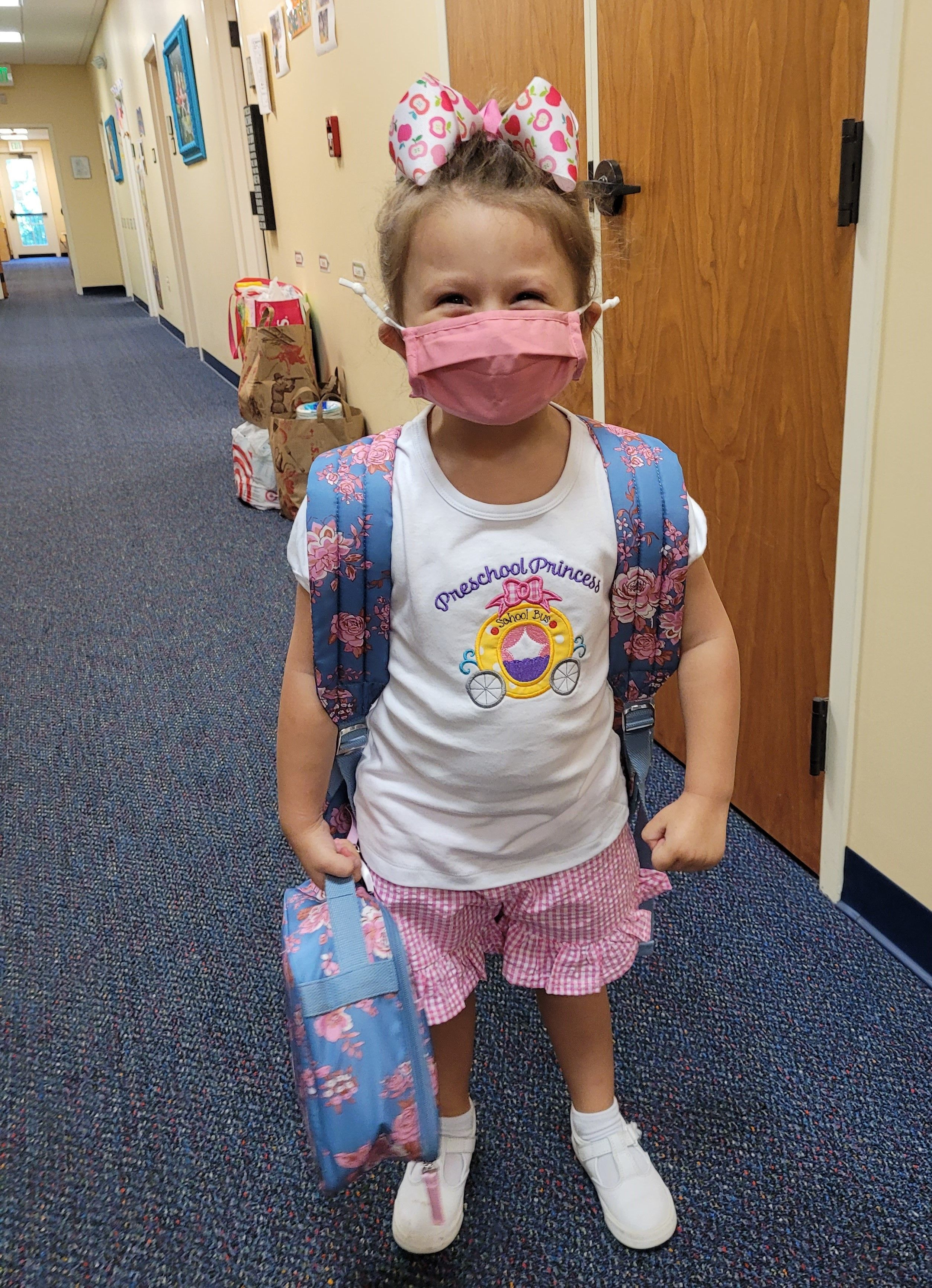 Back to School in Style... and in Masks!