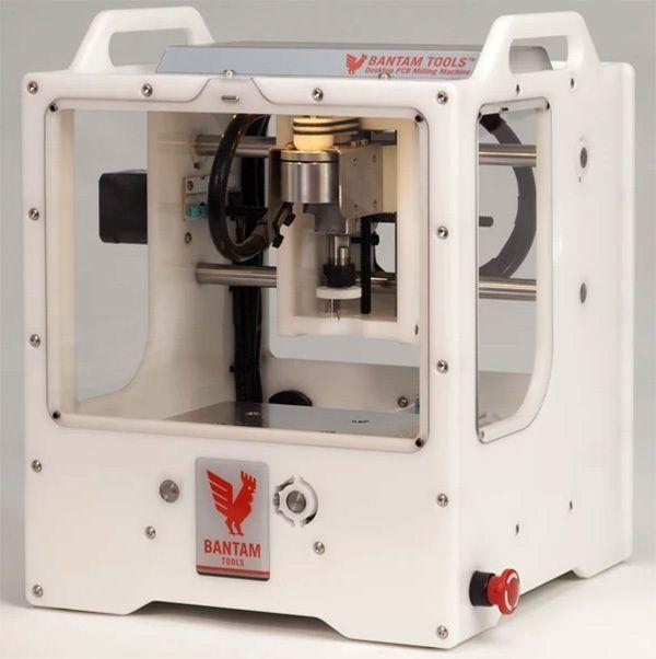 PCB Milling Machine