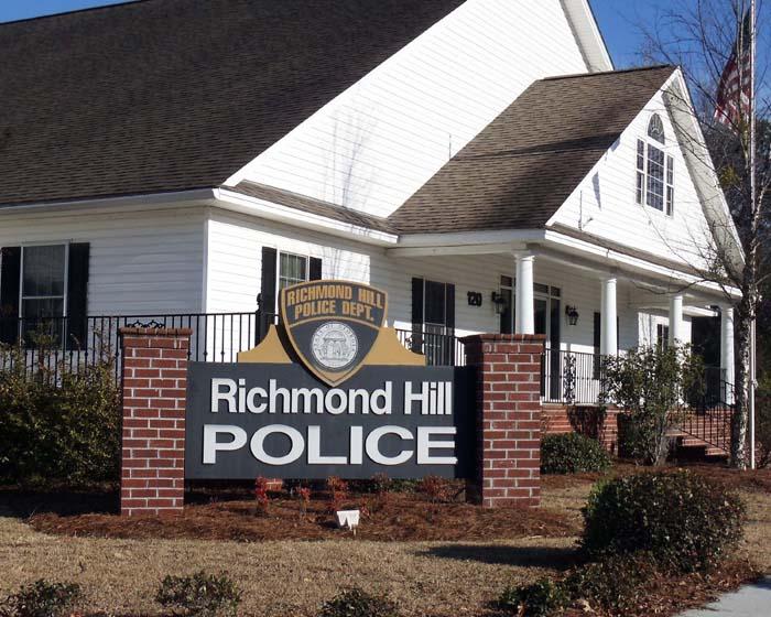 Richmond Hill Police Department