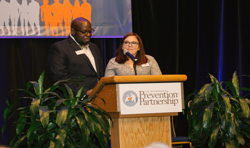 The Governor's Prevention Partnership Announces New Leadership