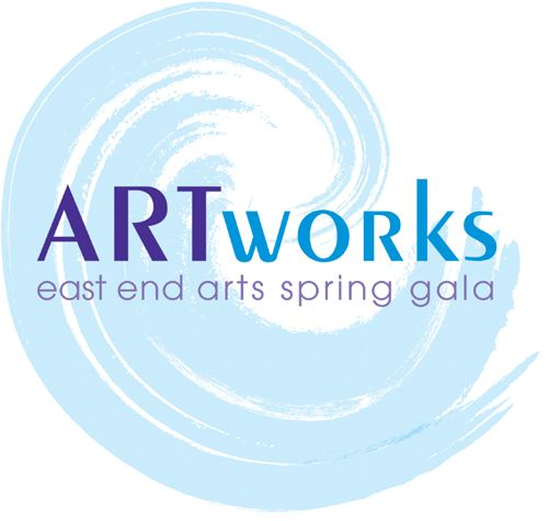 NEWS & PHOTOS: East End Arts ARTworks Gala Kickoff Party – A Great Success! (posted November 9, 2015)